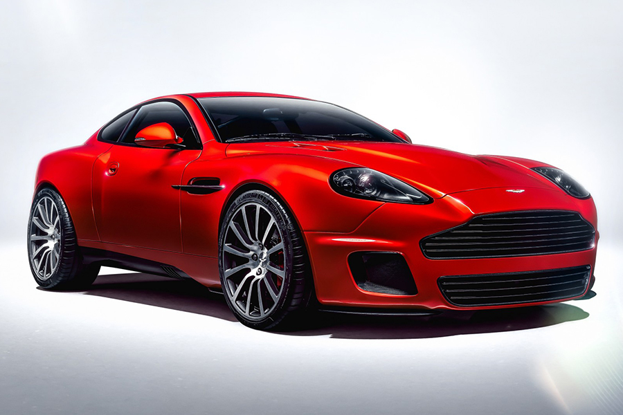 Ian Callum besucht den Aston Martin Vanquish erneut
