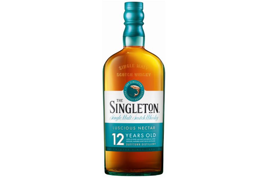 der singleton gealterte Whisky