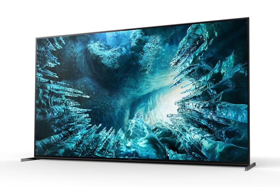 Sony Bravia TVs für die PS5-Seitenansicht