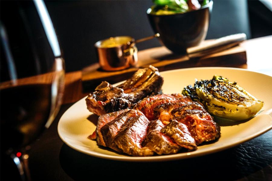 Beste Restaurants in Hobart - Landscape Restaurant & Grill