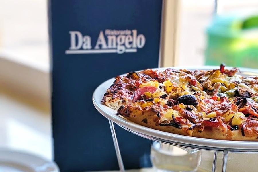 Beste Restaurants in Hobart - Da Angelo Ristorante