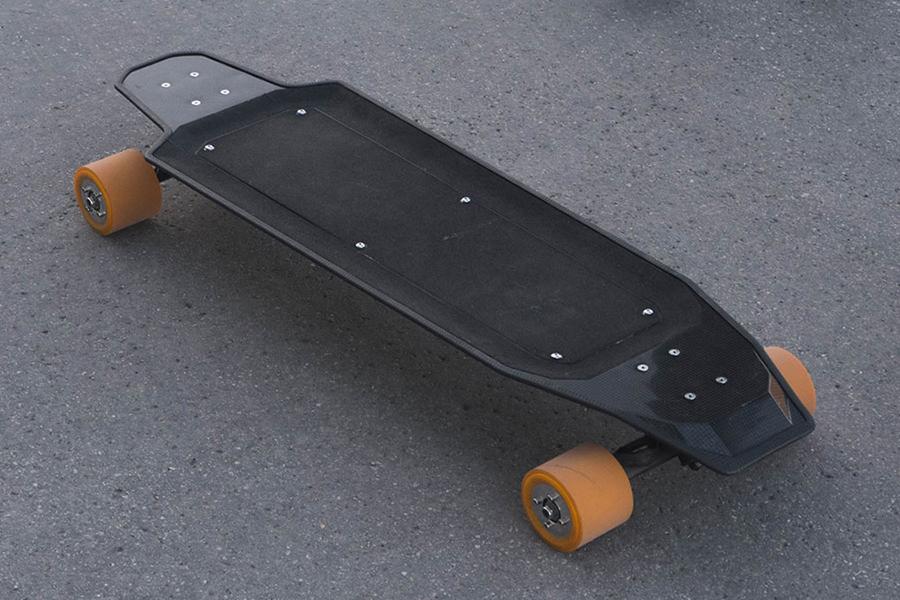 NGV Nextboard ist das schnellste elektrische Skateboard der Welt