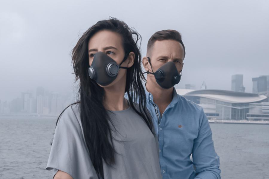 purME ist eine alltägliche Covid-Safe-Gasmaske