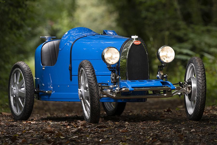 Bugatti feiert 110 Jahre mit einem Spielzeugauto im Wert von 48.000 US-Dollar