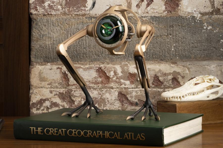 Die T-REX Bronzeuhr ist anders als alles, was wir zuvor gesehen haben