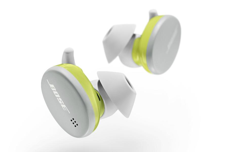 Bose Ohrhörer für den Sport gebaut