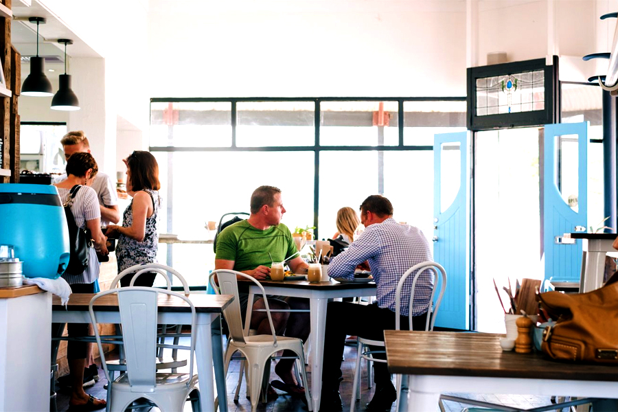 Beste Cafés (Henley Beach) - 303 am Meer