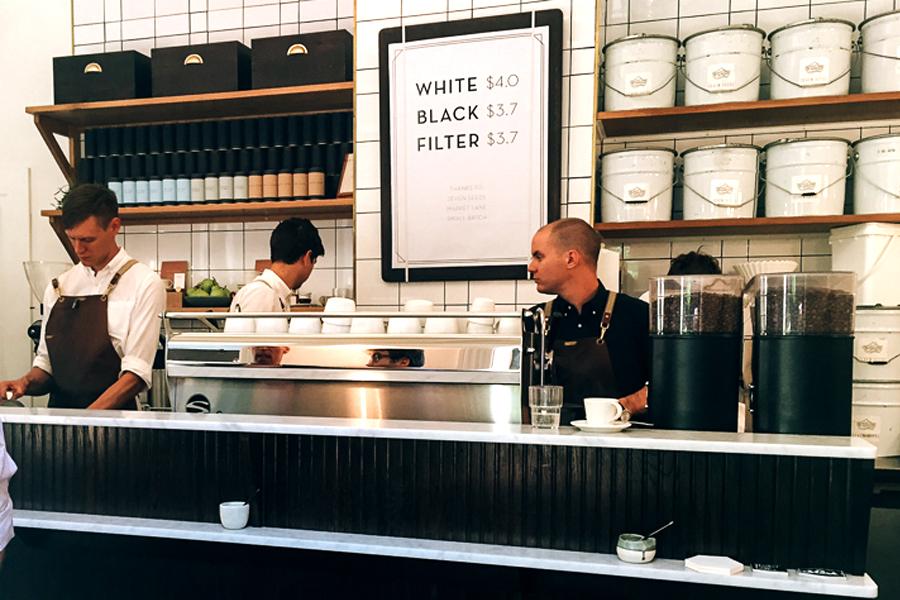 Beste Cafés (Melbourne) - Patricia Coffee Brewers