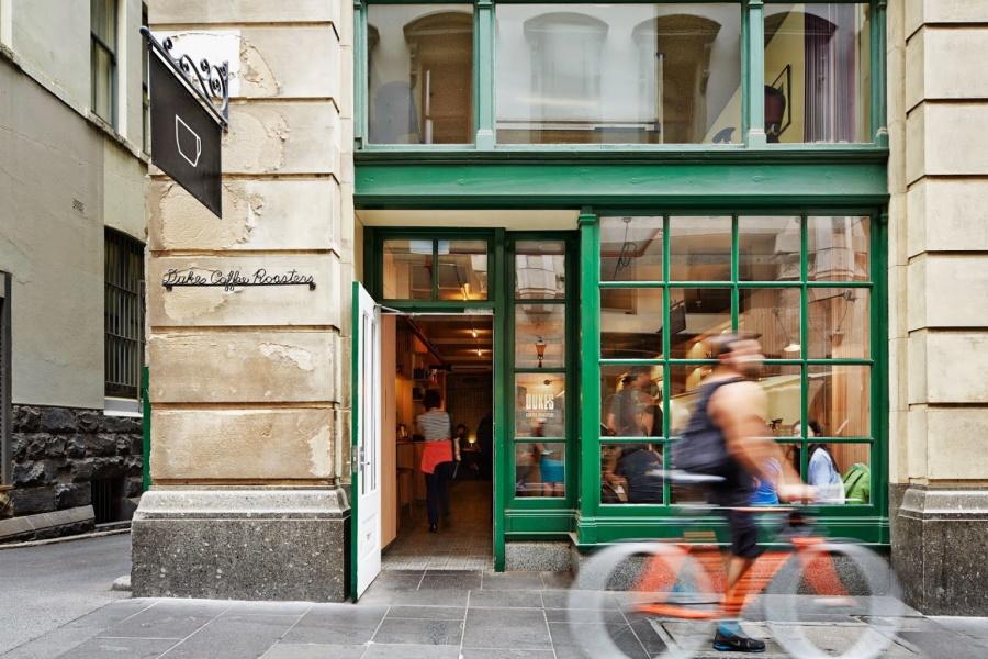 Bester Kaffee in Australien - Duke's Coffee Roasters Melbourne