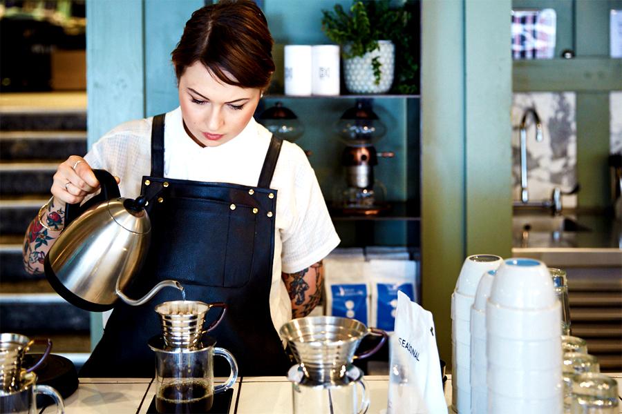Bester Kaffee (Melbourne) - Sensorisches Labor