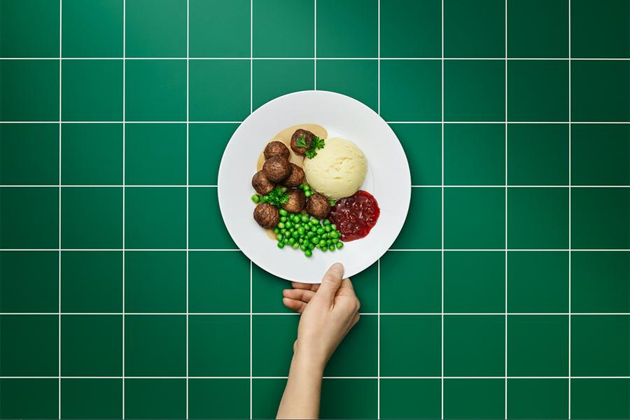 IKEA veröffentlicht endlich fleischlose Fleischbällchen