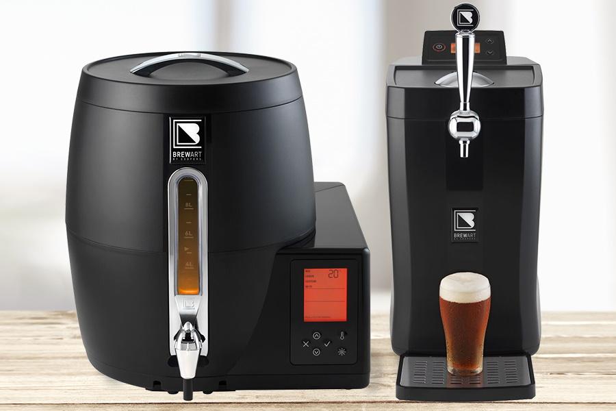 SIEG! Ein automatisiertes BrewArt-Brausystem im Wert von 1650 USD!