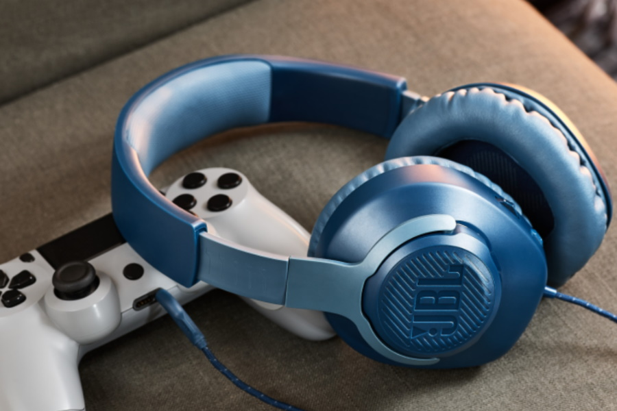 JBL Quantum Blue Gaming Headset