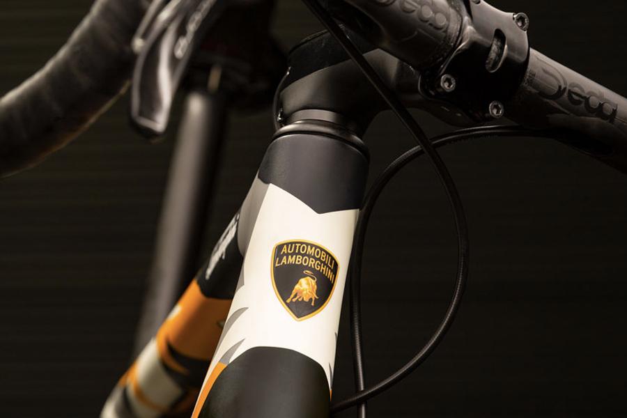 Lamborghini Fahrrad