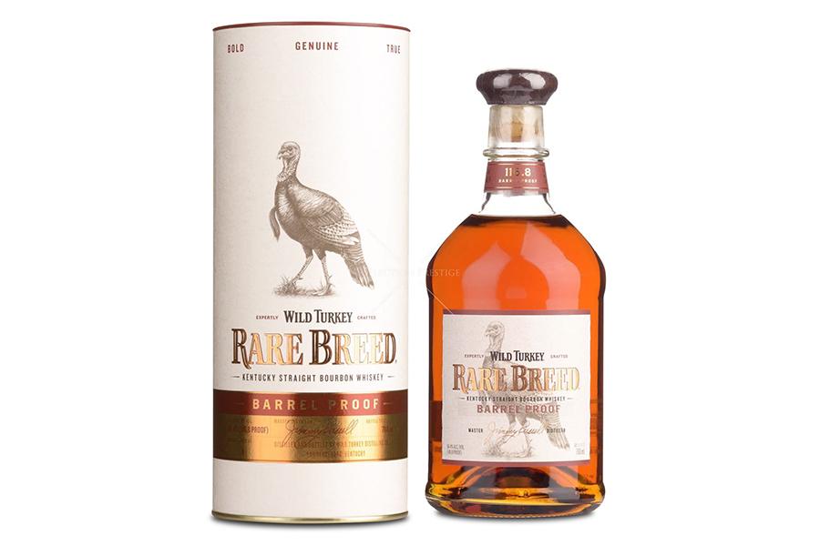 Wild Turkey Rare Breed Bourbon ist eine erschwingliche Fassstärke