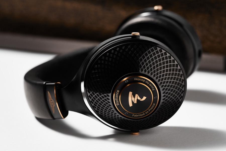Luxus-Funkkopfhörer