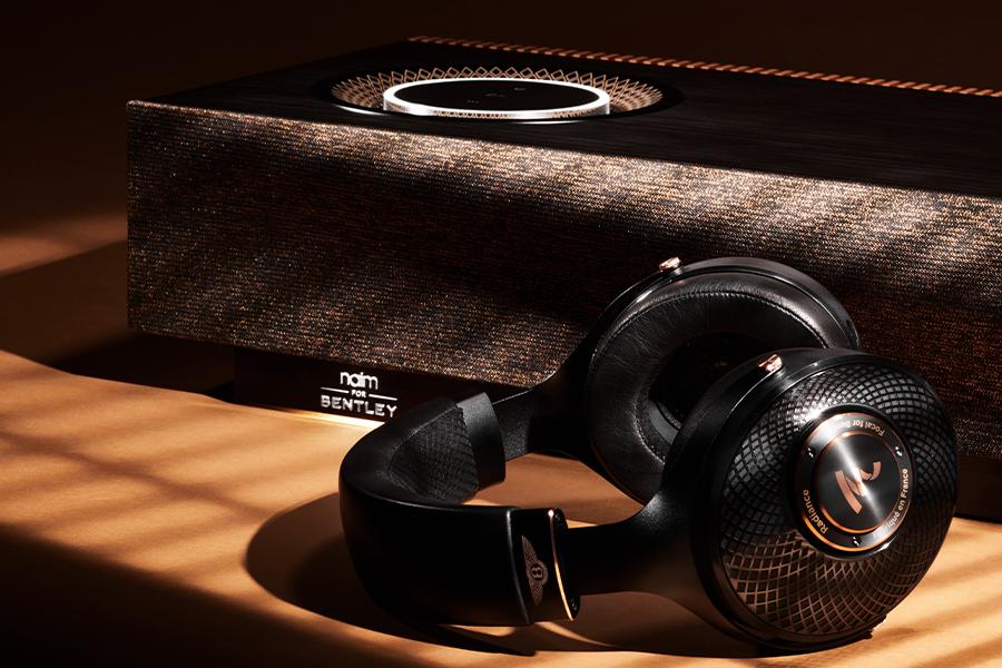 Bentley stellt jetzt drahtlose Lautsprecher und Kopfhörer her