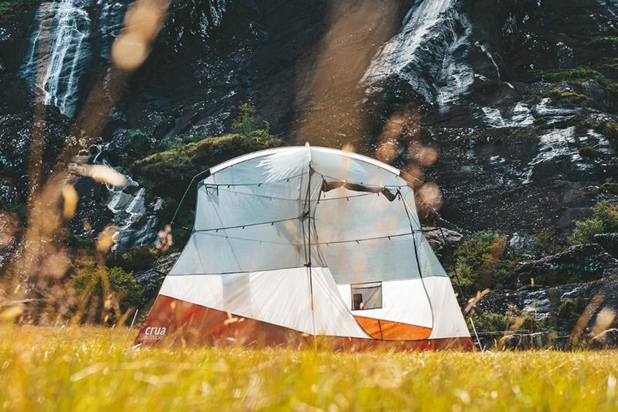 Crua XTENT – Das überall tragbare Zelt für jedes Klima
