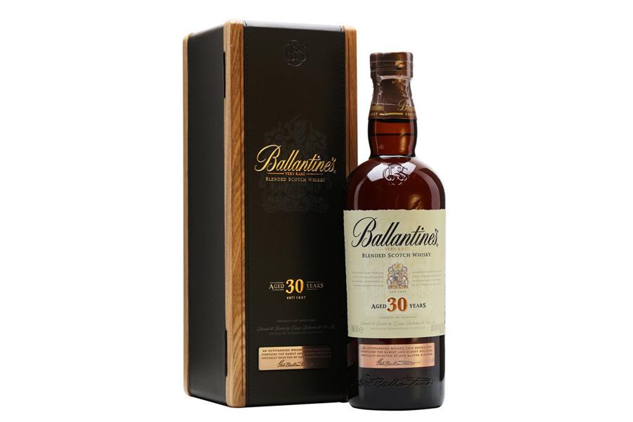Beste Whiskys 2020 - Ballantines 30-jähriger