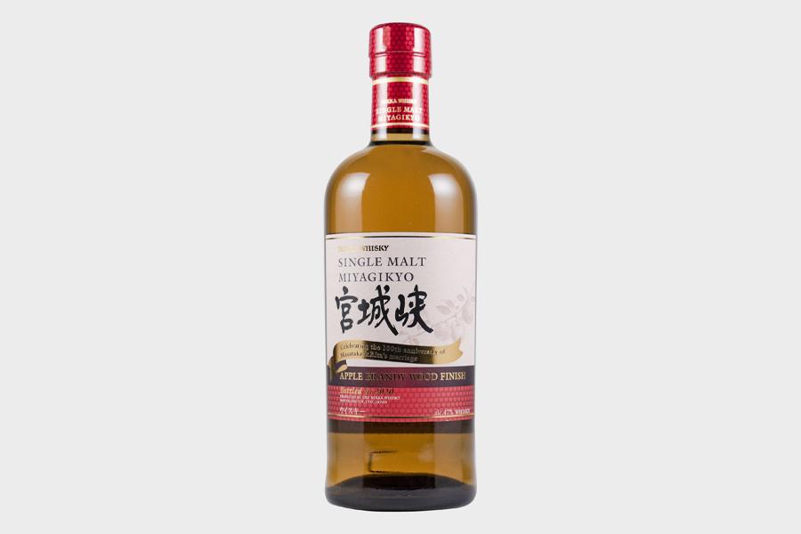 Beste Whiskys 2020 - Nikka Whisky Single Malt Yoichi Apfel Brandy Holz Finish
