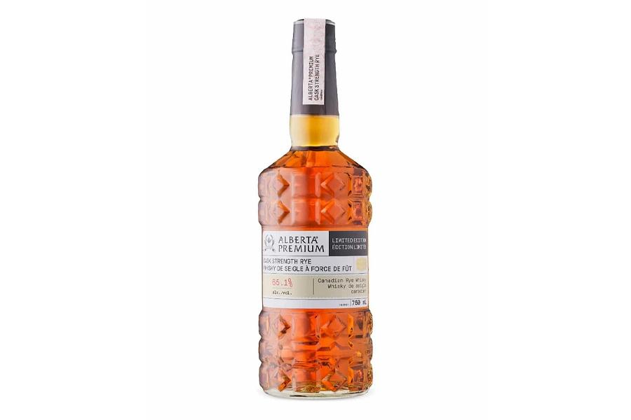 Beste Whiskys 2020 - Alberta Premium Cask Strength Roggen