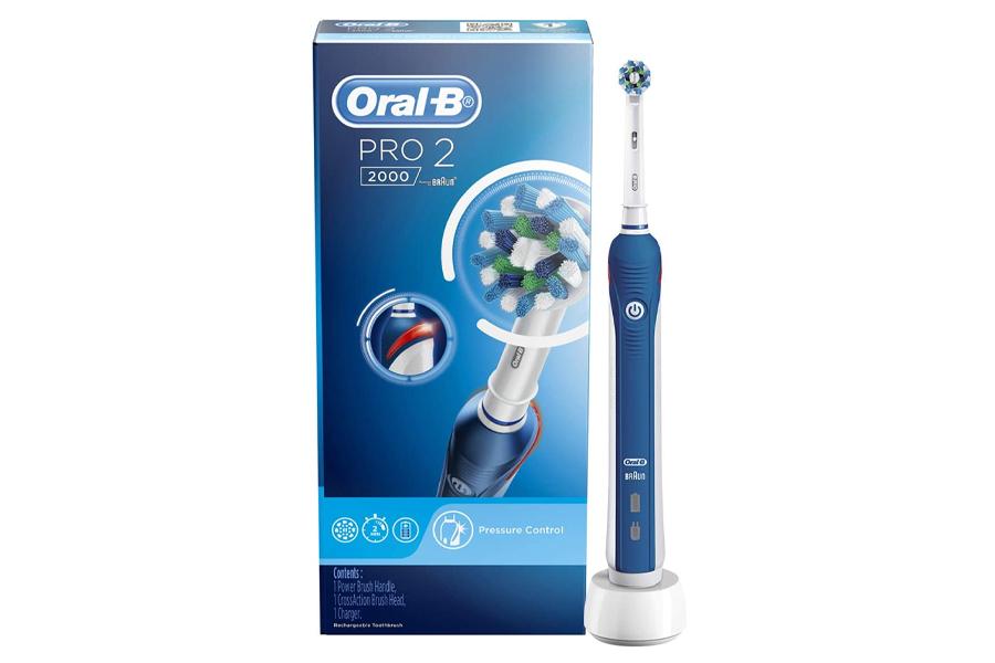 Beste elektrische Zahnbürste - Oral-B Pro 2 2000