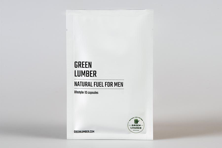 Die vertrauensbildenden Kraftstoffkapseln von Green Lumber zielen darauf ab, Ausdauer und Energie zu steigern