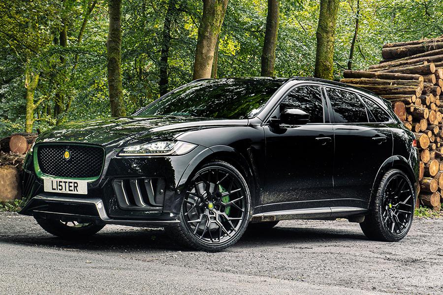 Lister Stealth – Großbritanniens schnellster SUV ist endlich auf dem Weg