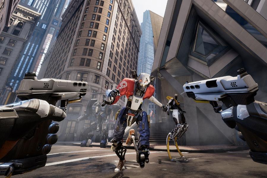 Robo erinnern sich an Oculus Quest