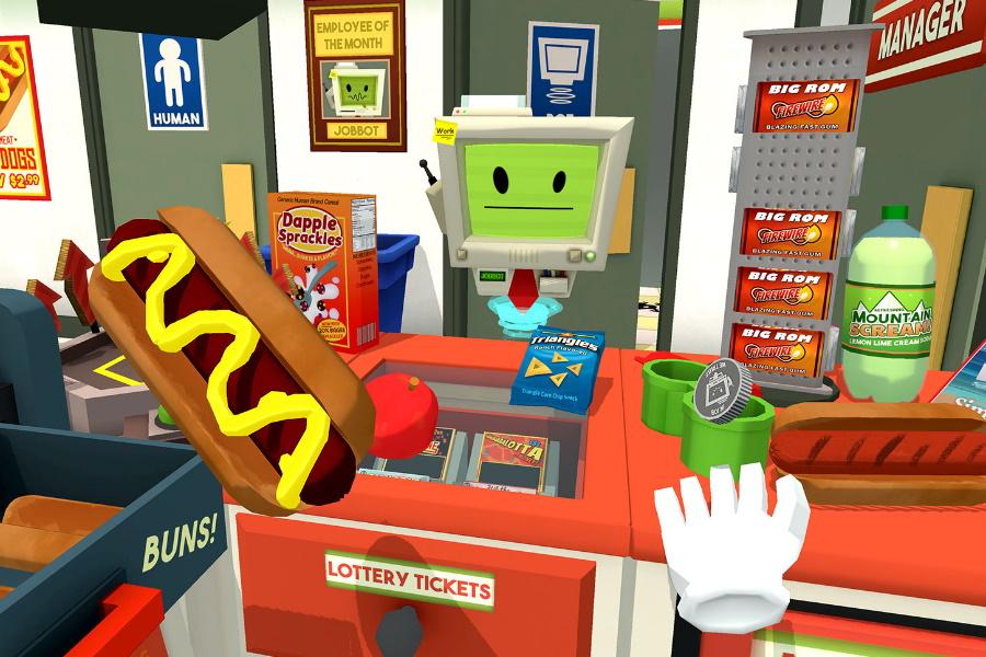 Oculus Quest Spiel