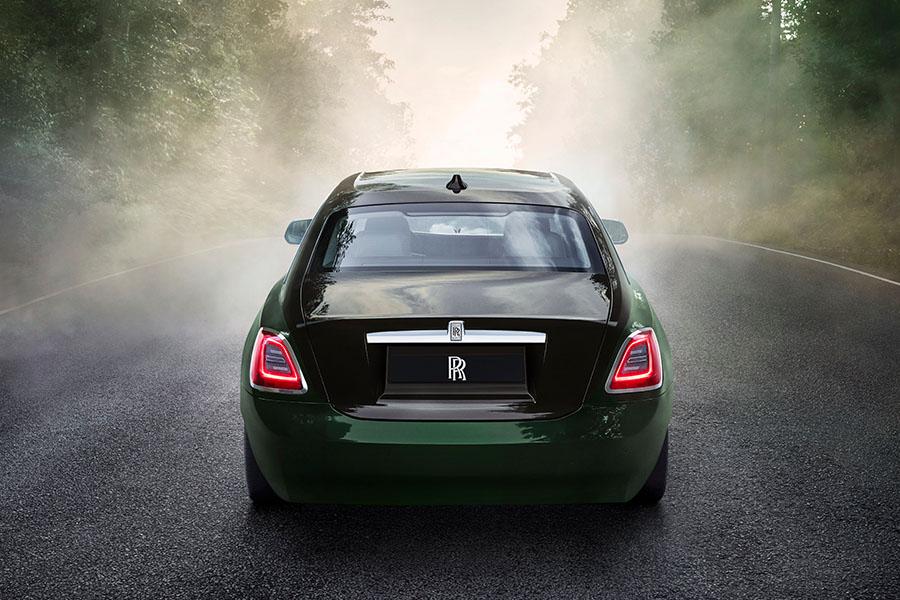 Der Rolls-Royce Ghost der nächsten Generation – Ein Baby rollt nicht mehr