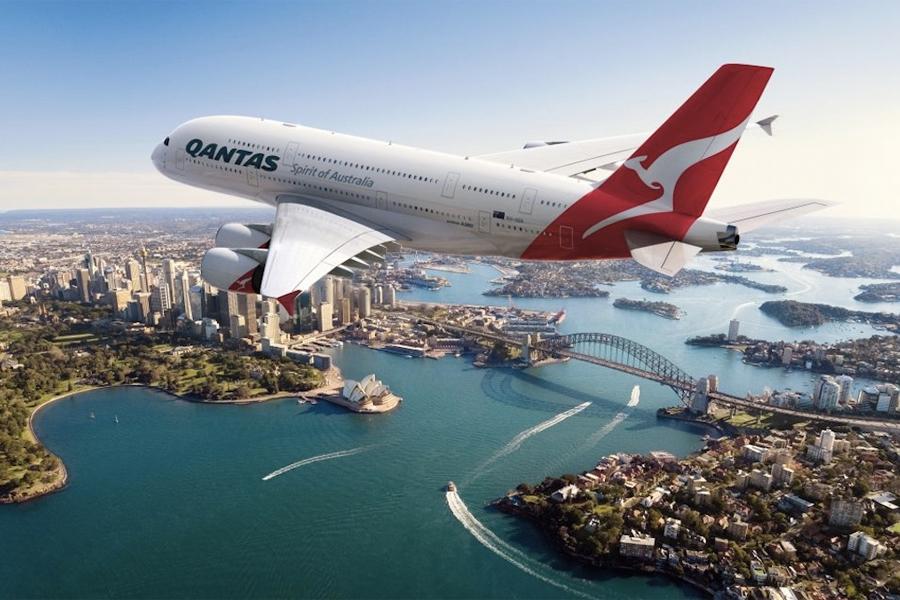 Qantas 'Flight To Nowhere' ist in 10 Minuten ausverkauft