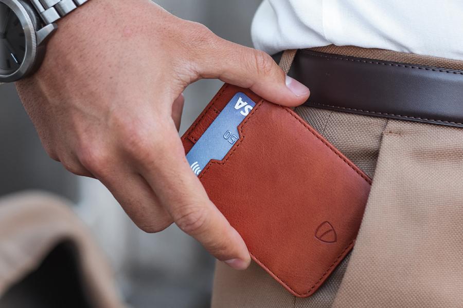 3 Stilvolle RFID-blockierende Geldbörsen zum Schutz Ihrer Daten