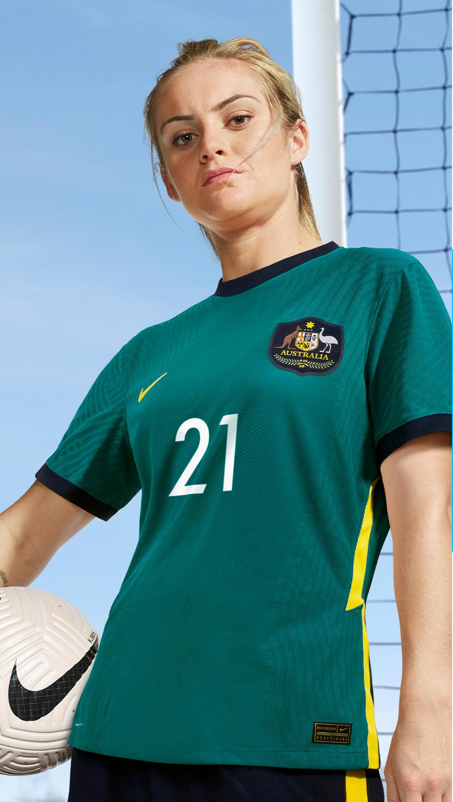 Nike National Team Kit 2020 5