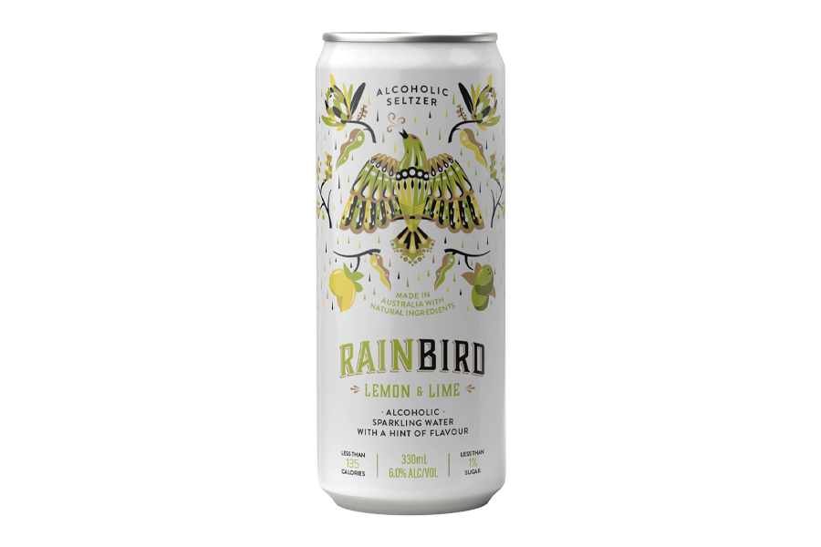 Beste Hard Seltzer Marken Australien - Rainbird