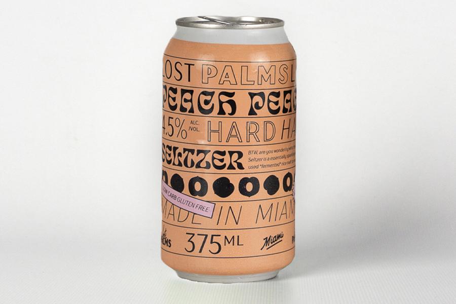 Beste Hard Seltzer Marken Australien - Lost Palms Brewing Co.