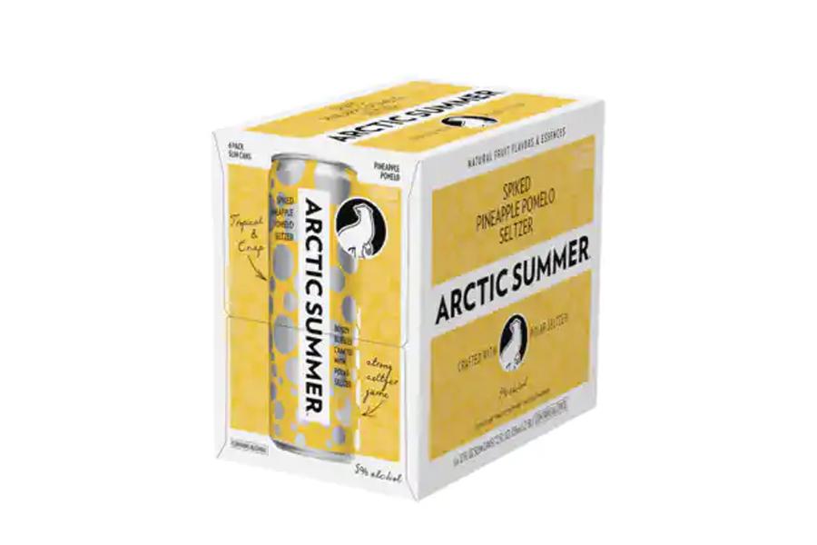 Beste Hard Seltzer Marken Australien - Arktischer Sommer