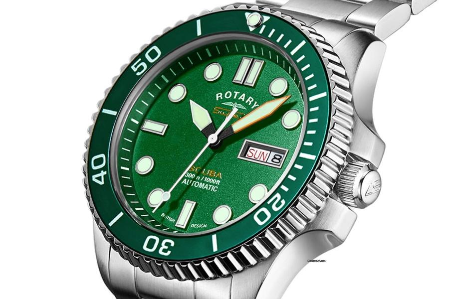 Diese Taucheruhr für unter 500 US-Dollar ist die perfekte Rolex-Alternative