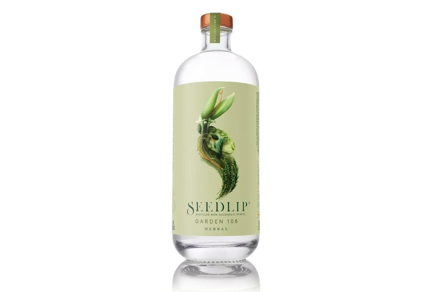 Seedlip Garden 108 - Destillierter alkoholfreier Geist