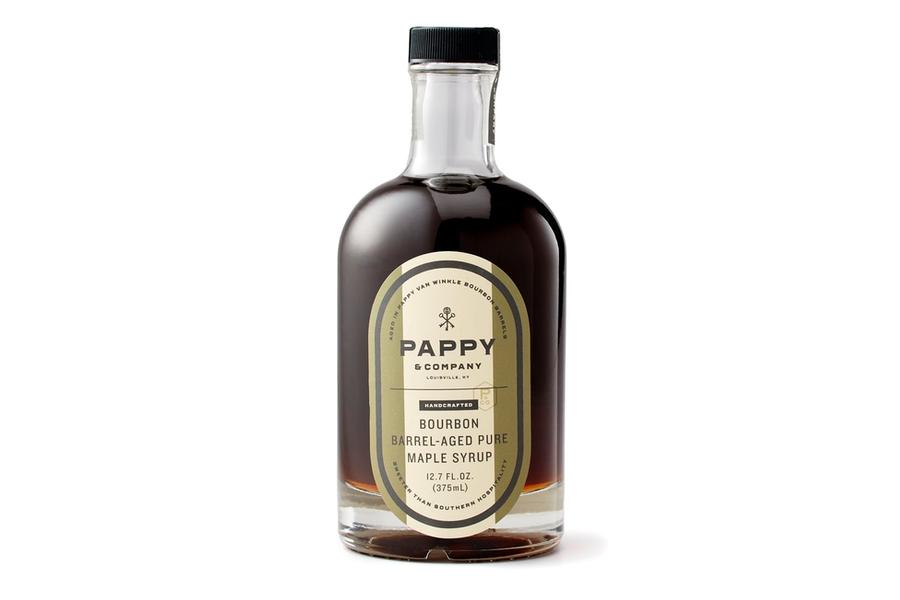Pappy & Company Ahornsirup im Fassalter