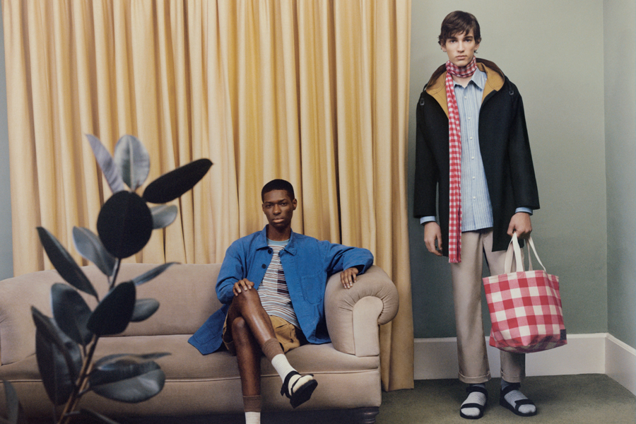 "JW Anderson liefert UNIQLO ""British Country Style"""