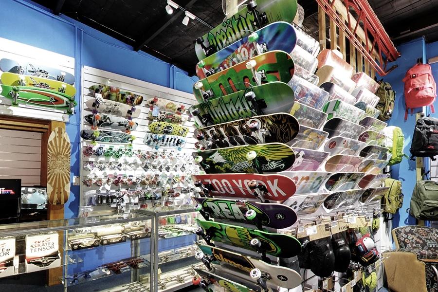 9 besten Skateboard-Shops in Sydney, um dein nächstes Deck zu kaufen