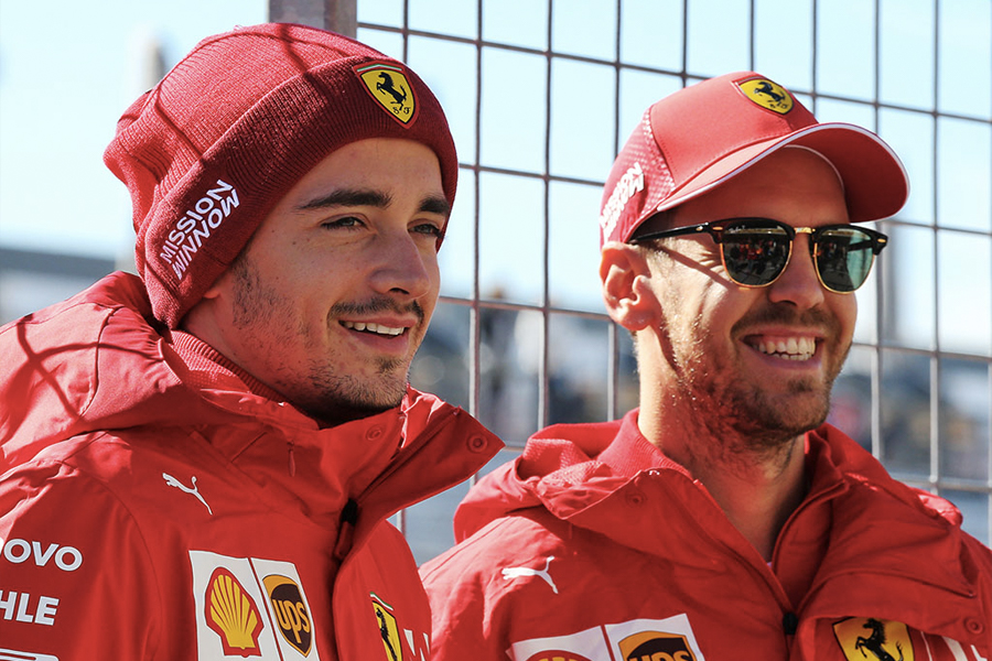 Vettel Aston Martin
