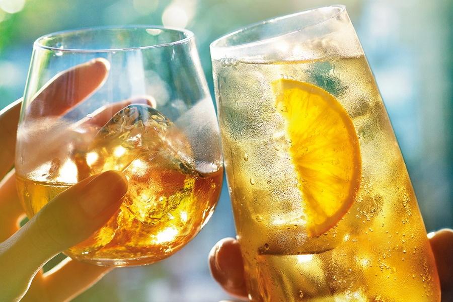 erfrischende Whisky-Cocktails