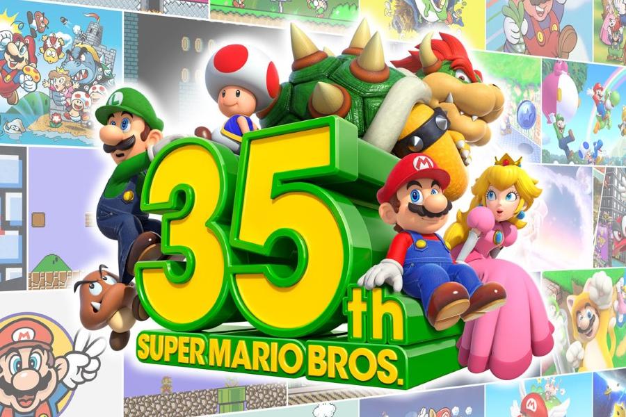Super Mario Bros Spiele