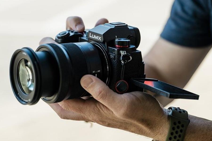panasonic lumix s5 spiegellose kamera