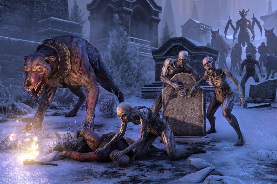 Elder Scrolls Online Steinhorn