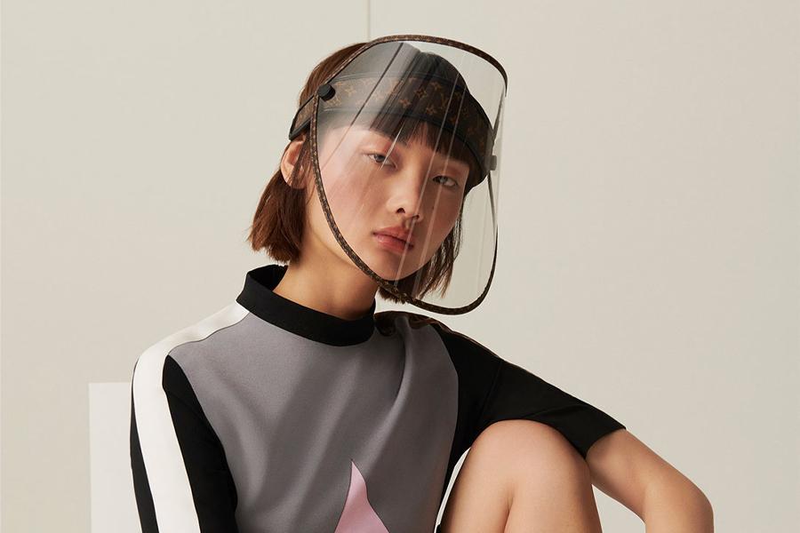 Louis Vuitton Gesichtsschutz