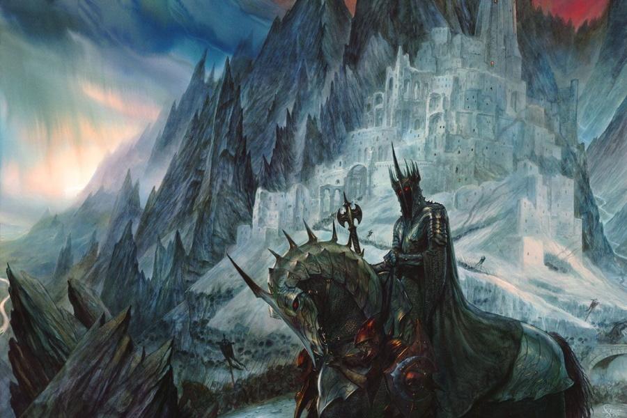 John Howe Tolkien Kunst