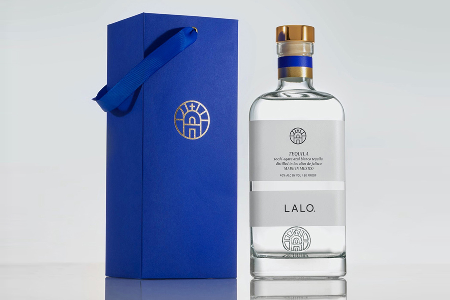 Lalo Tequila mit Box